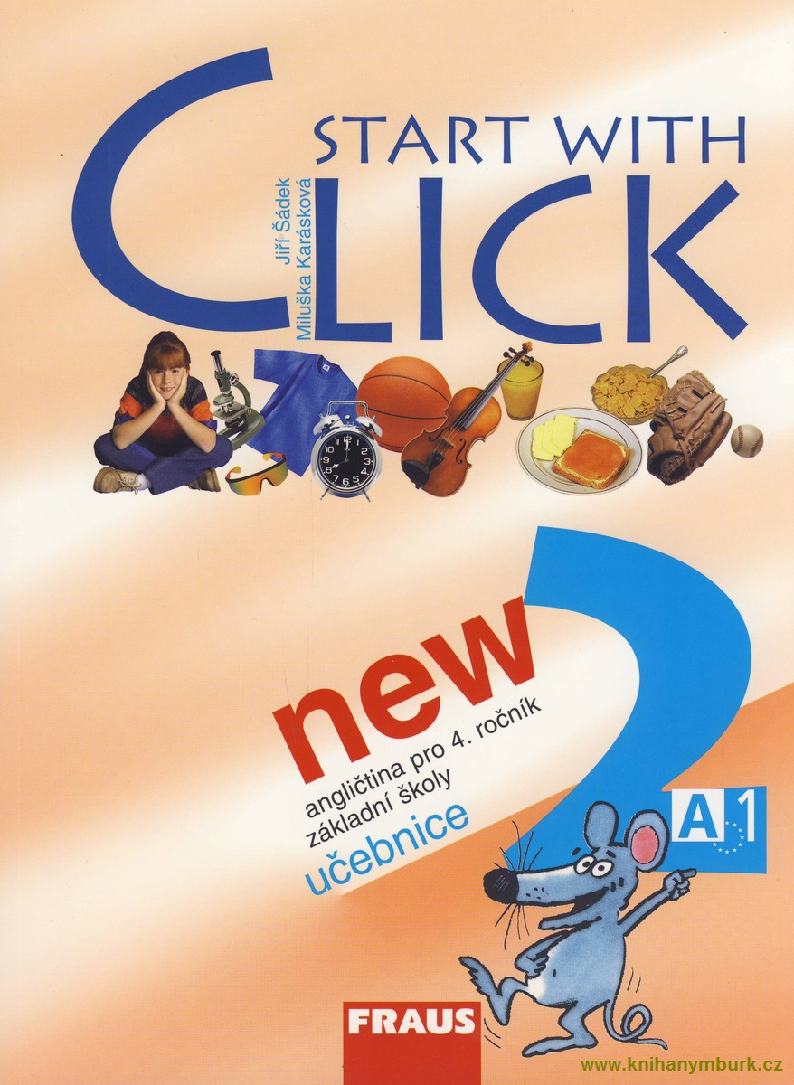 Start with Click 2   4. r.   CD
