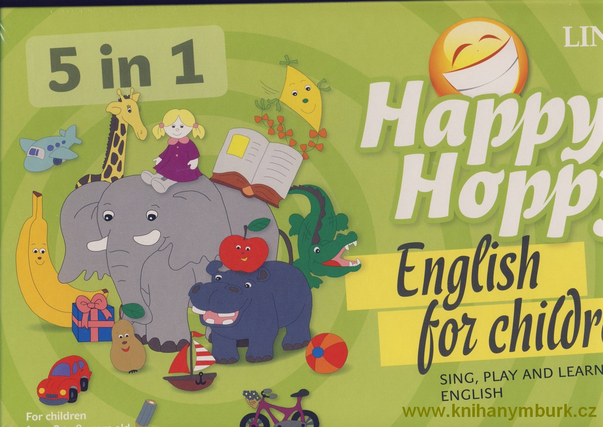 Happy Hoppy- English for children
