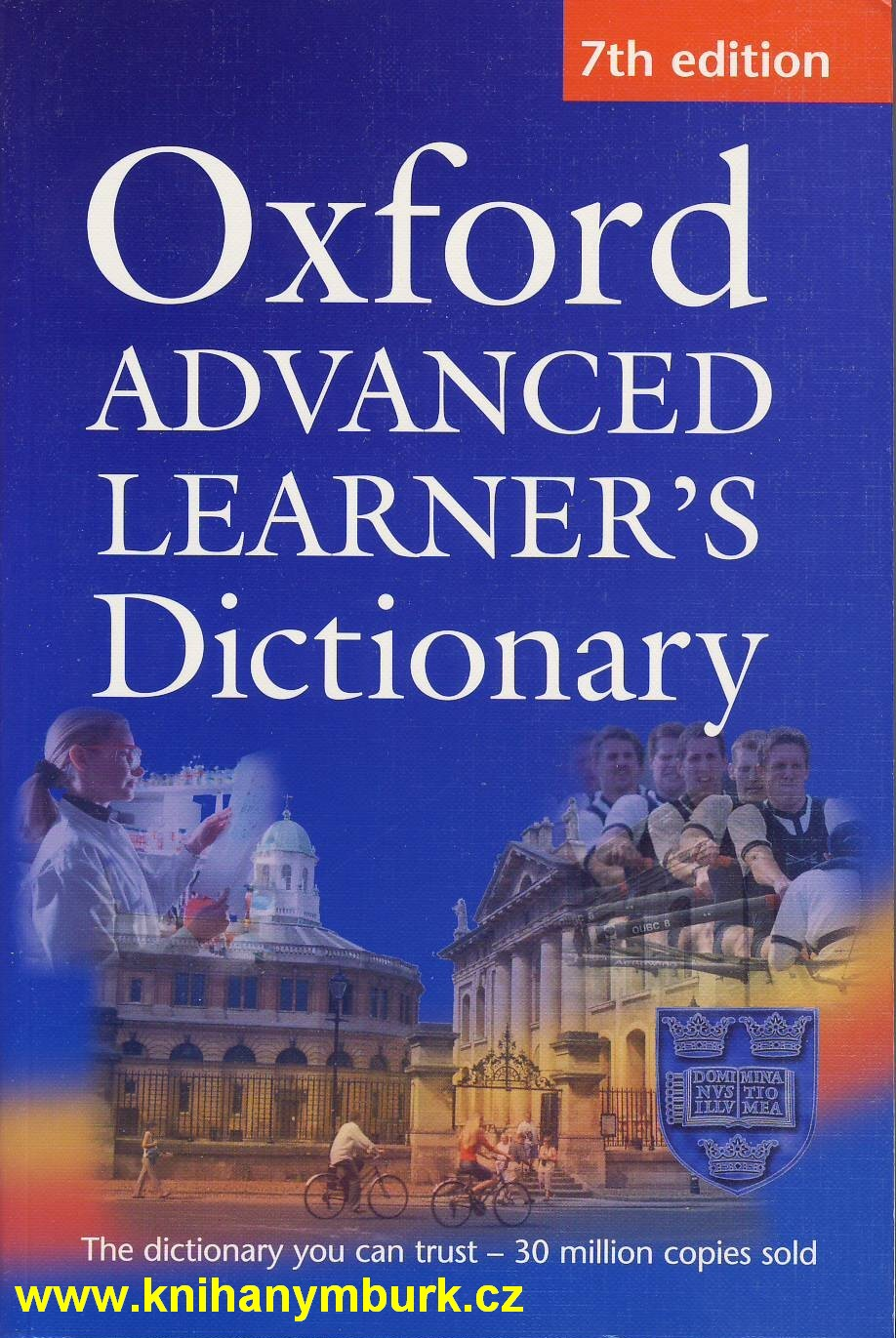 Oxford advaced learn. Dictionary