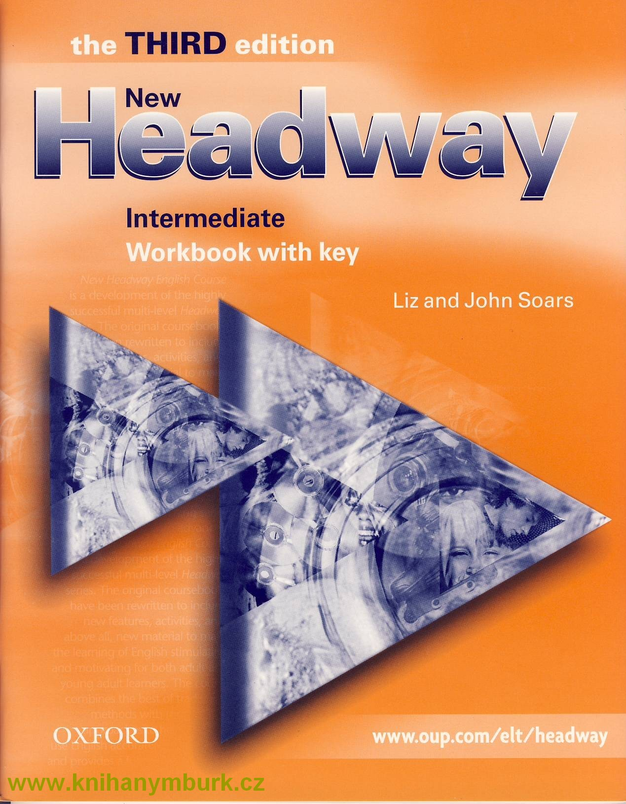 new Headway 3E Intermediate WB with Key