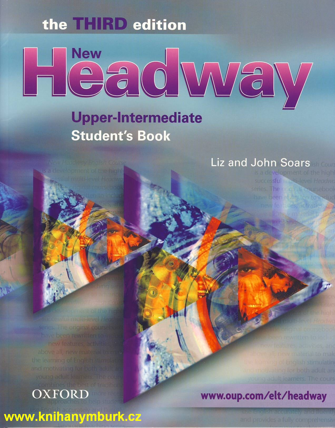 New Headway 3E Upper-Inter SB