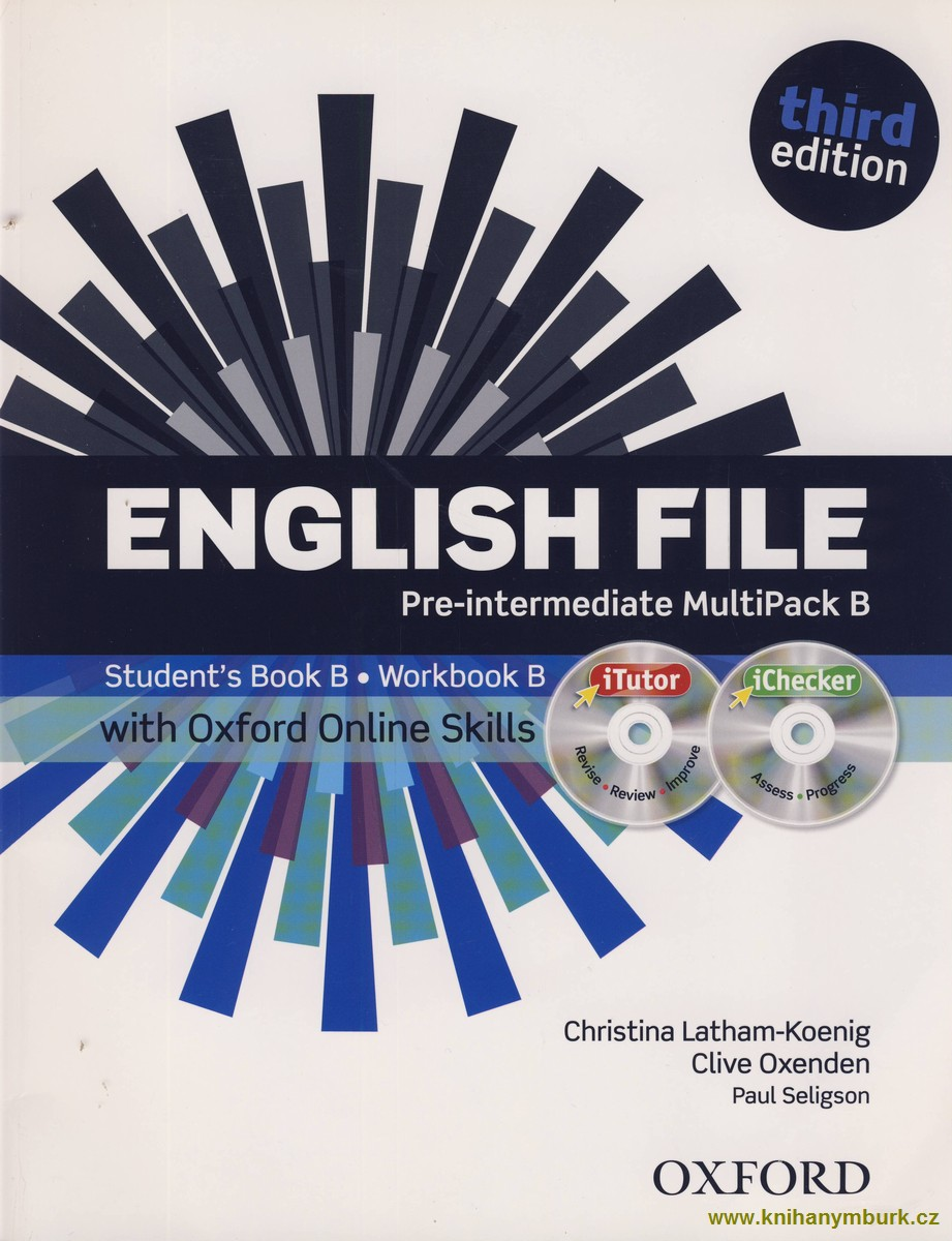 English File third edition Multipack B