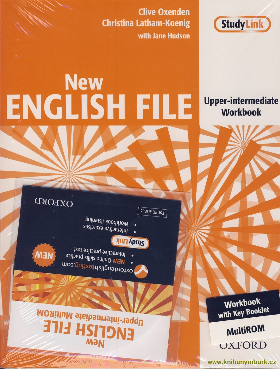 New English File Upper-intermediate WB