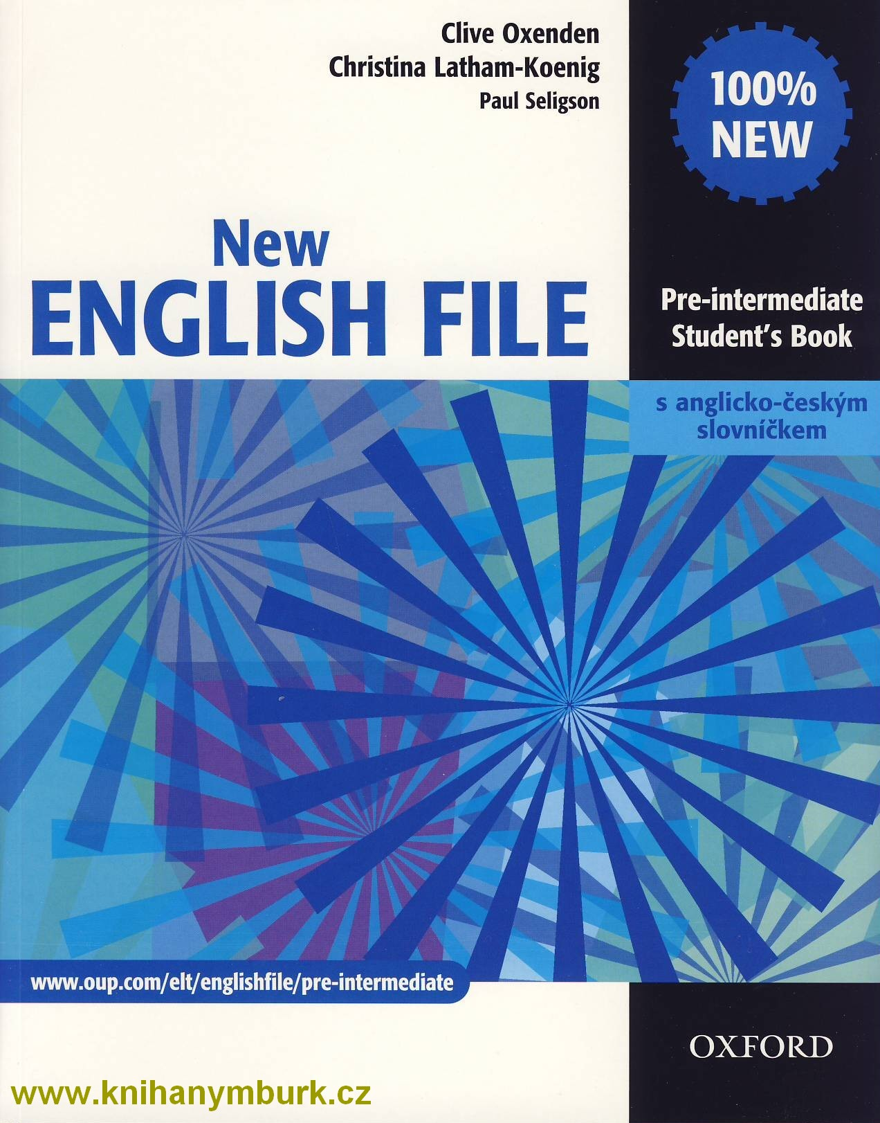 New English File Pre-Inter SB