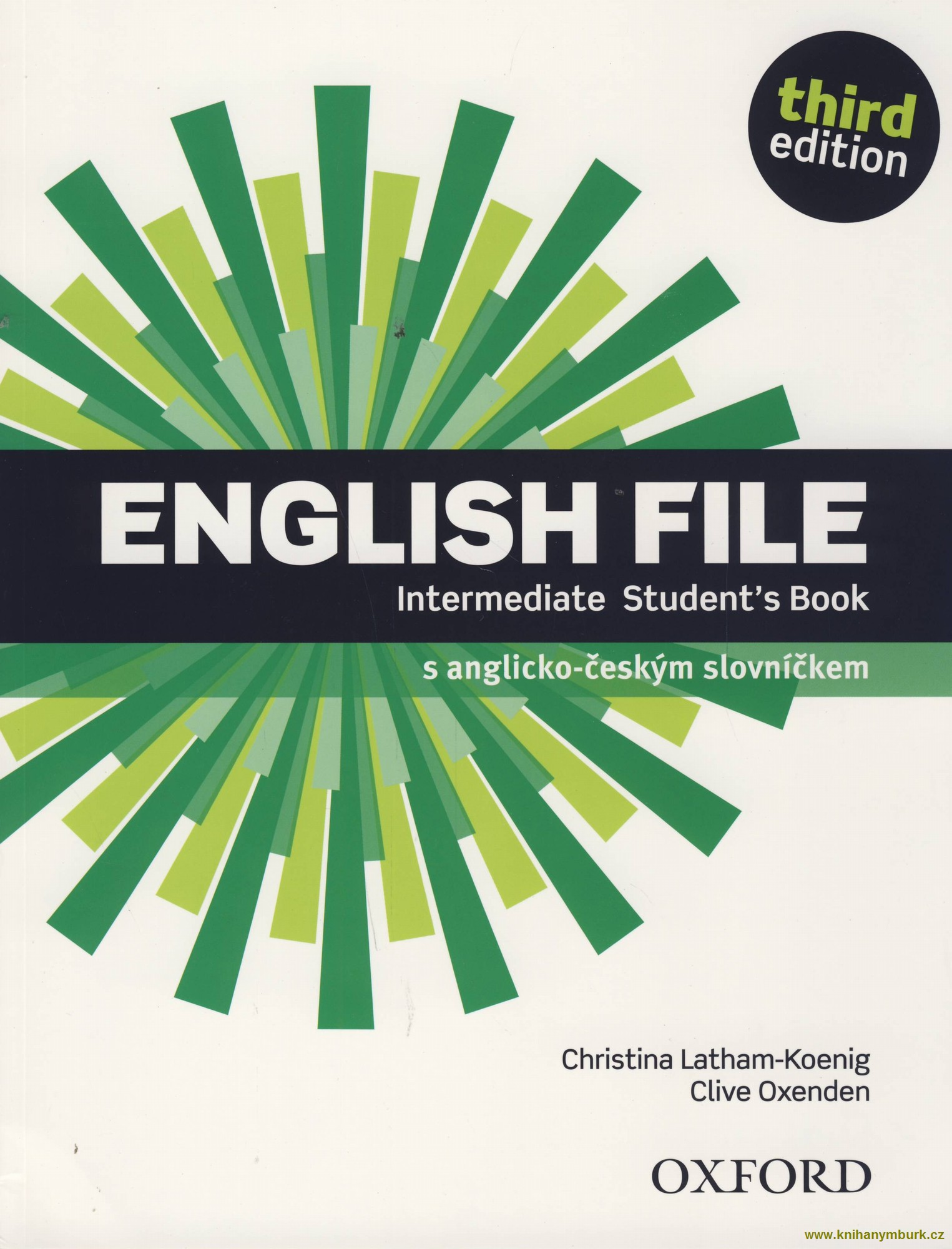 English File Third Edition Intermediate SB Czech Edition