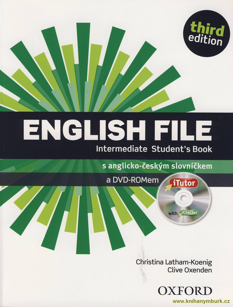 New English File Intermediate 3.Ed SB Czech ed.