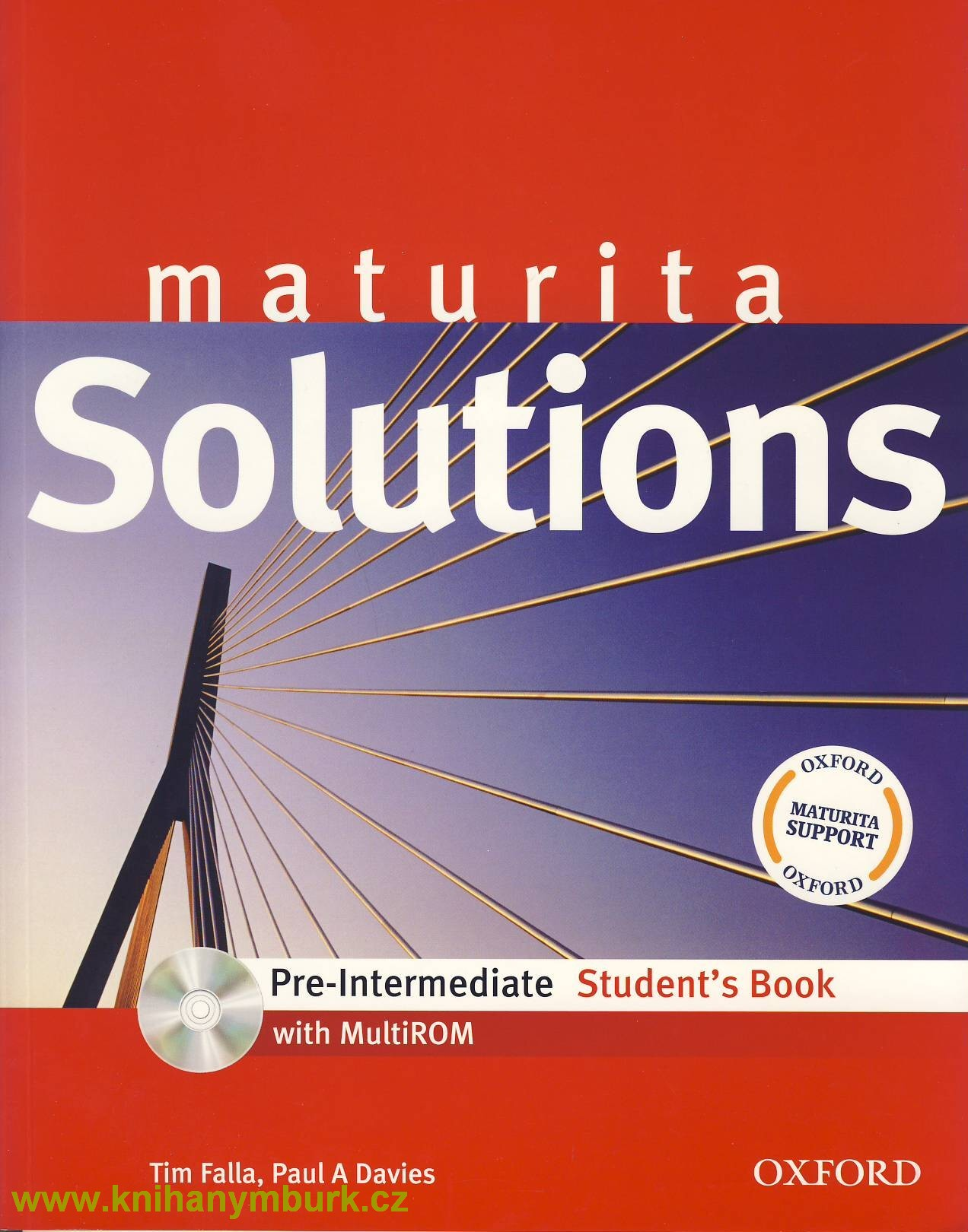Maturita Solutions Pre-intermediate SB