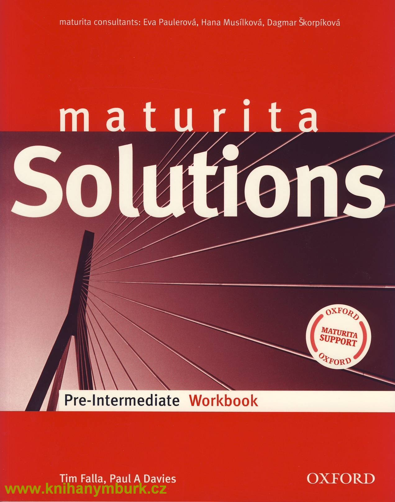 Maturita Solutions Pre-Intermediate WB