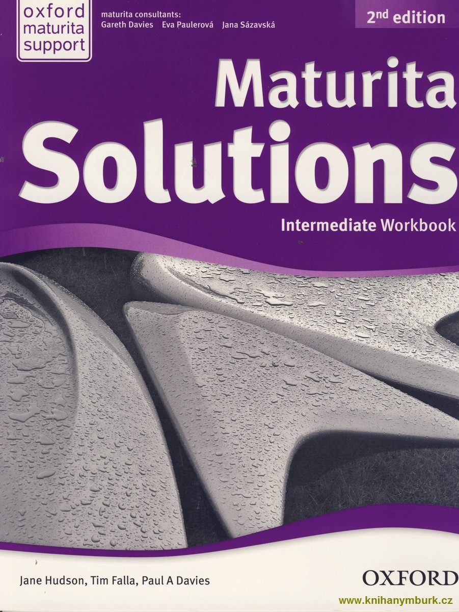 Maturita Solutions 2nd Edition Intermediate WB Czech Edition