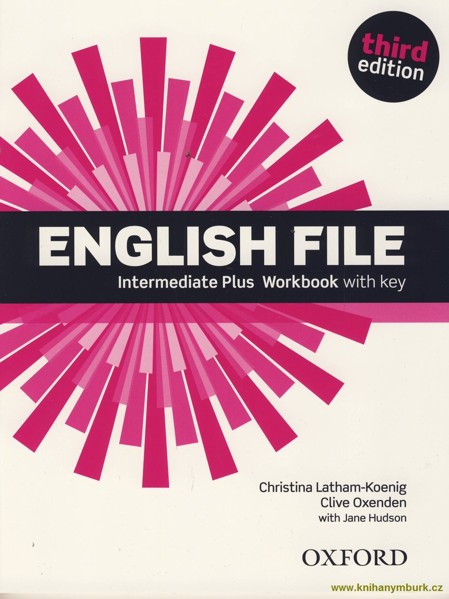 English File Third Edition Intermediate Plus WB With Answers Key