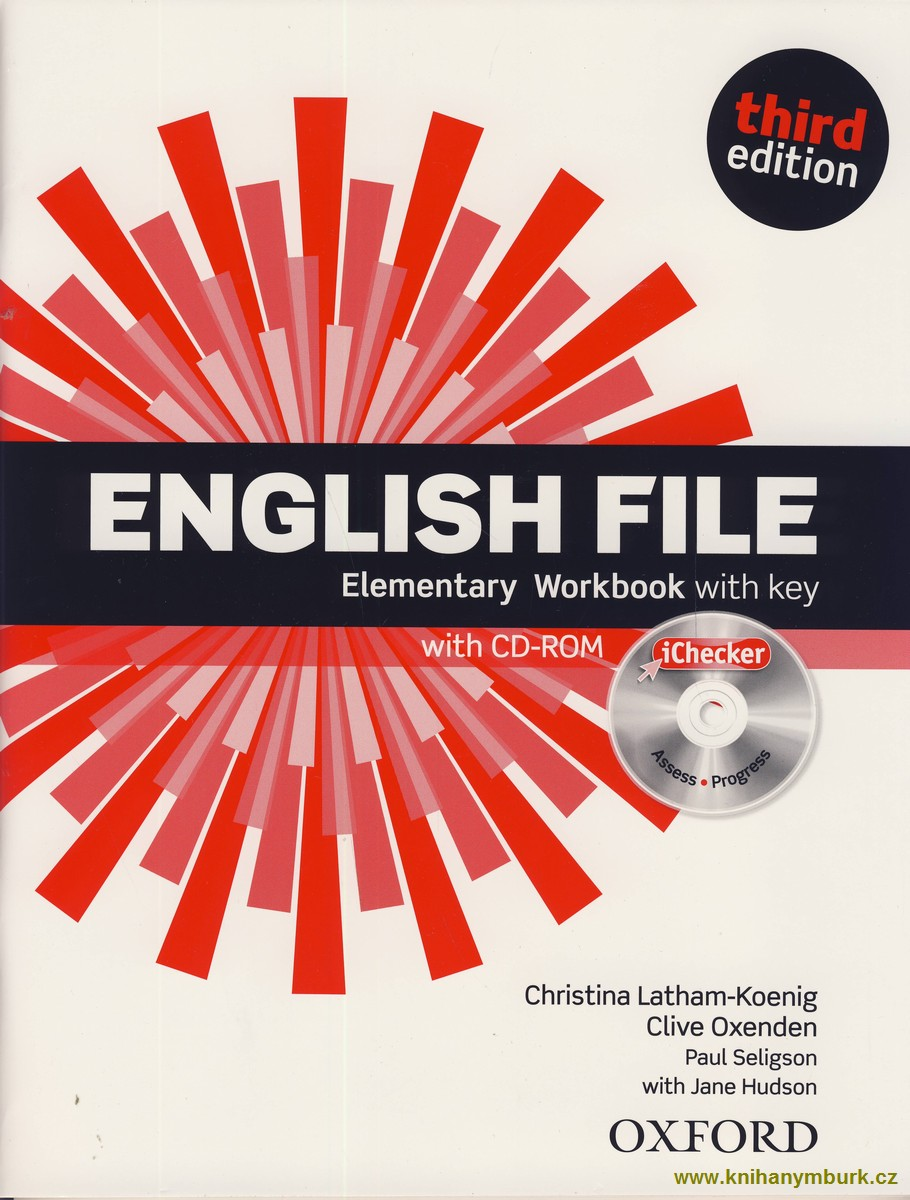 English File third edition Elementary WB