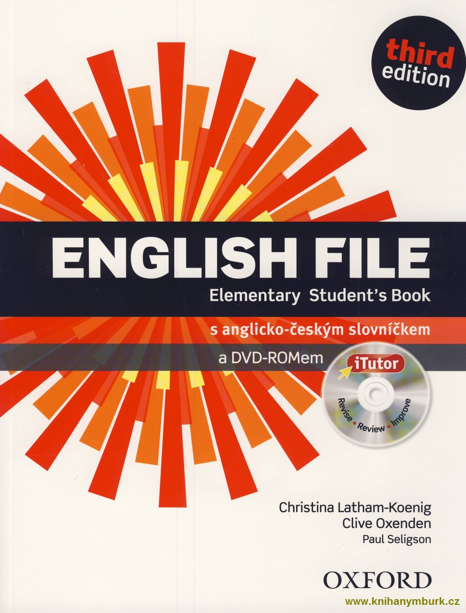 English File third edition Elementary SB