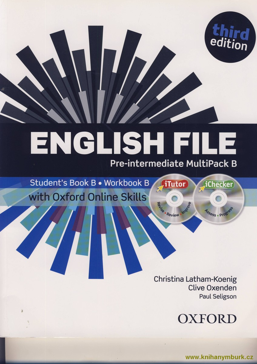 English File third ed. Pre-intermediate SB