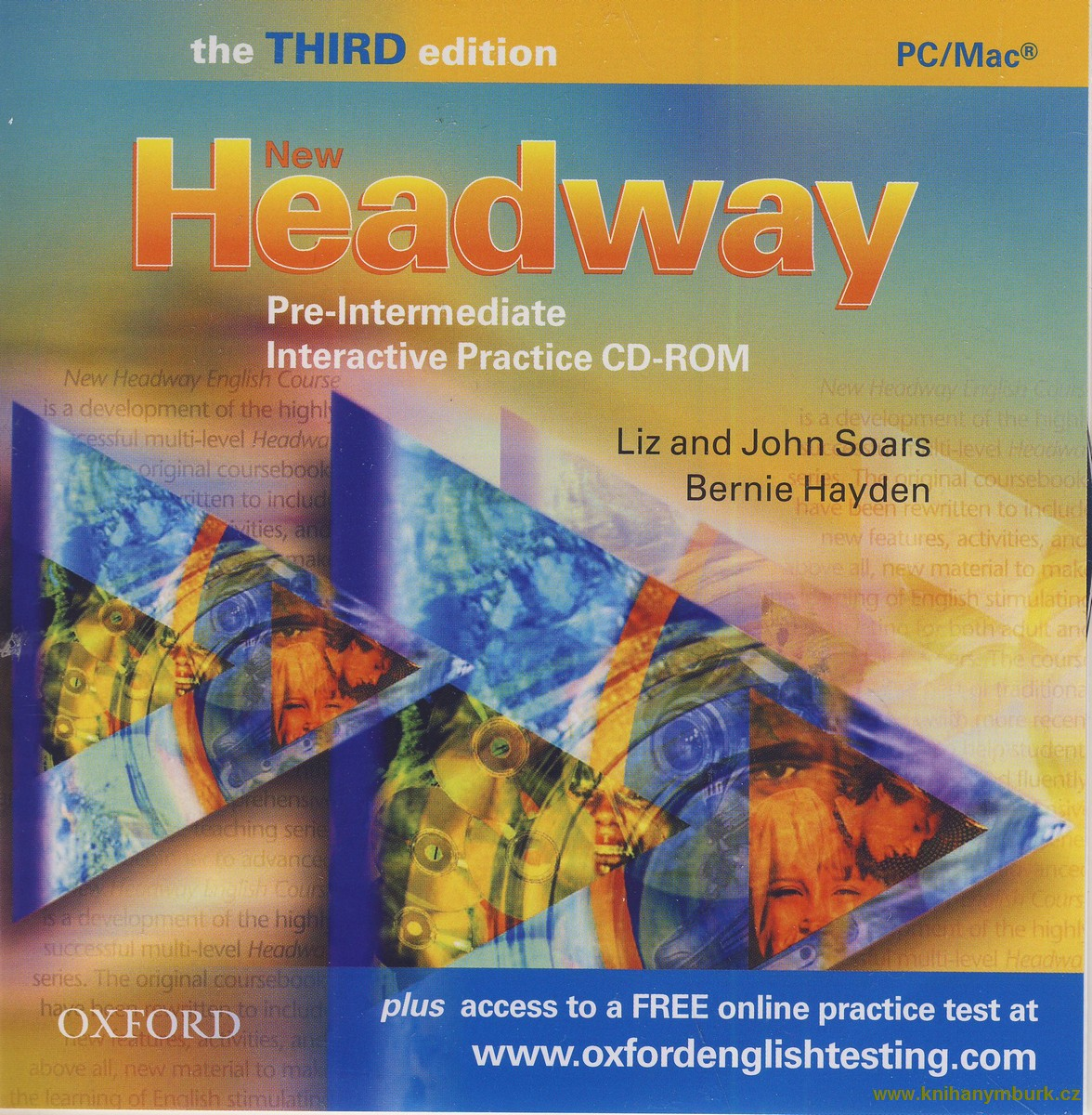 Headway the Third edition pre-intermediate CD-ROM