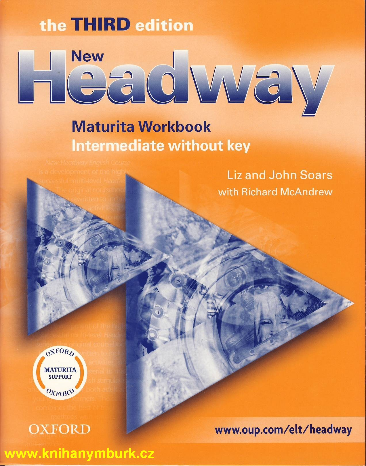 New Headway 3E Intermediate WB MATURITA