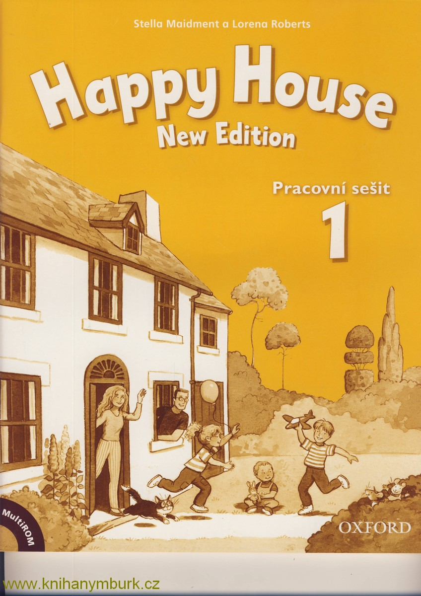Happy House New Edition 1 PS