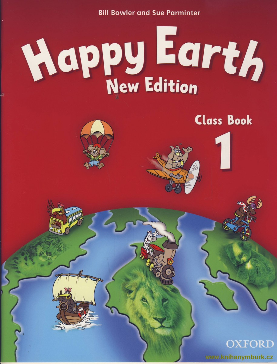 Happy Earth New Edition CB