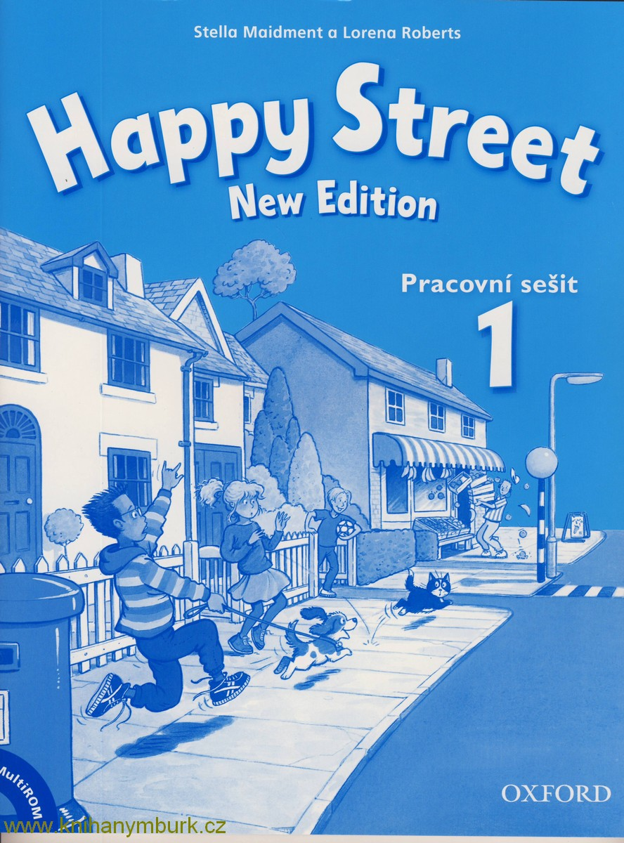 Happy Street 1 New Edition PS