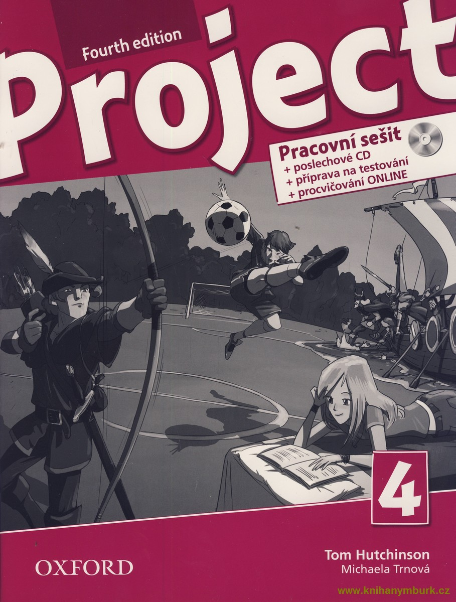 Project Fourth Ed. 4 PS s CD