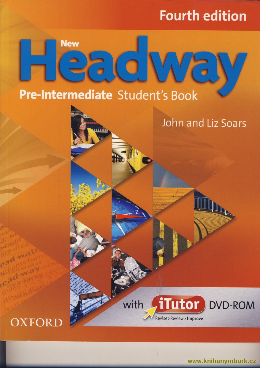 New Headway Pre-intermediate the Fourth ed. SB