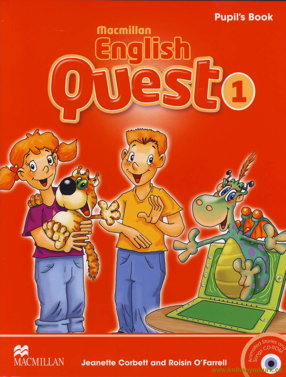 Macmillan english Quest 1 PB