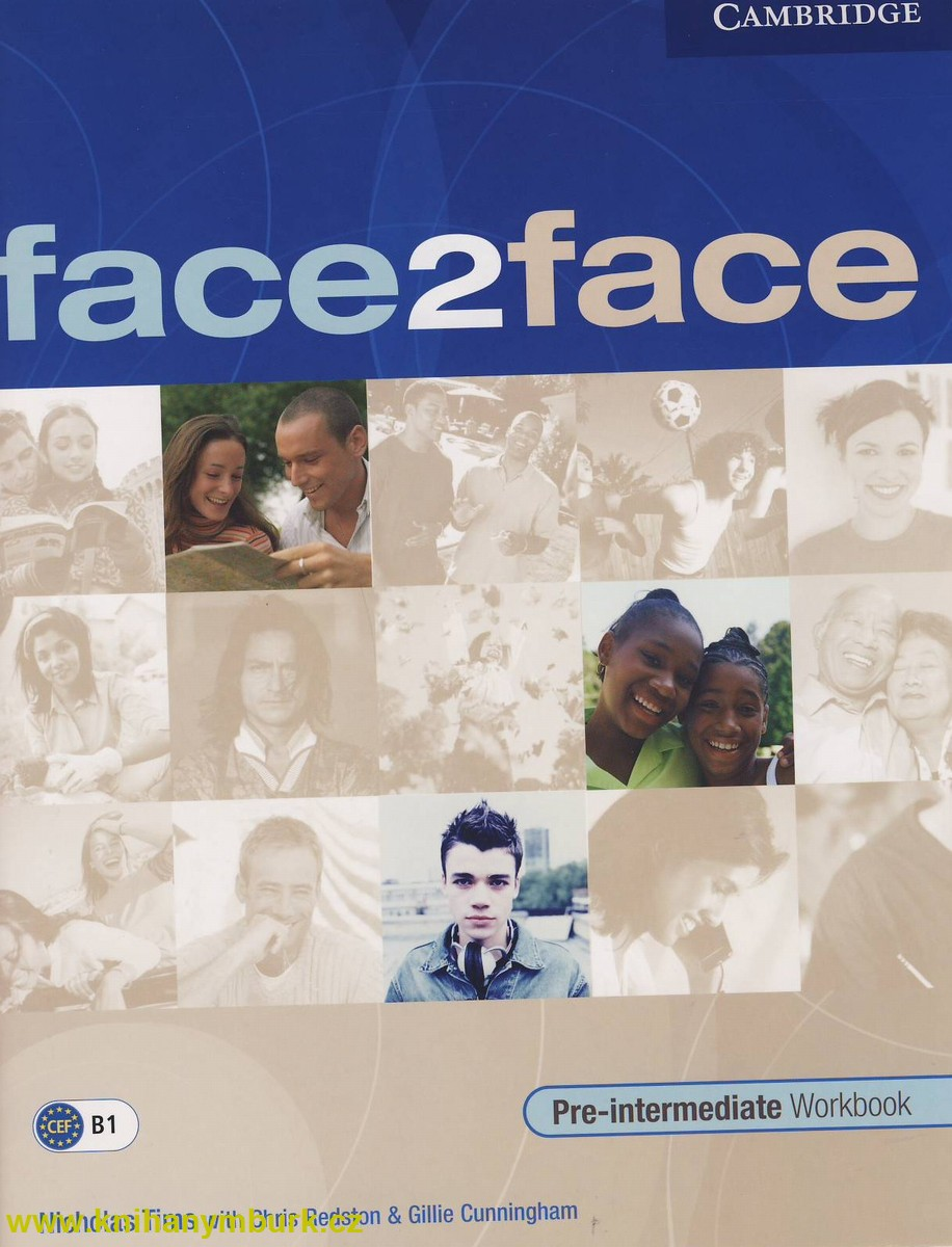 Face2face pre-inter. Workbook