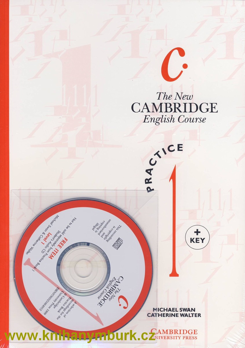 The new Cambridge english course 1 practice