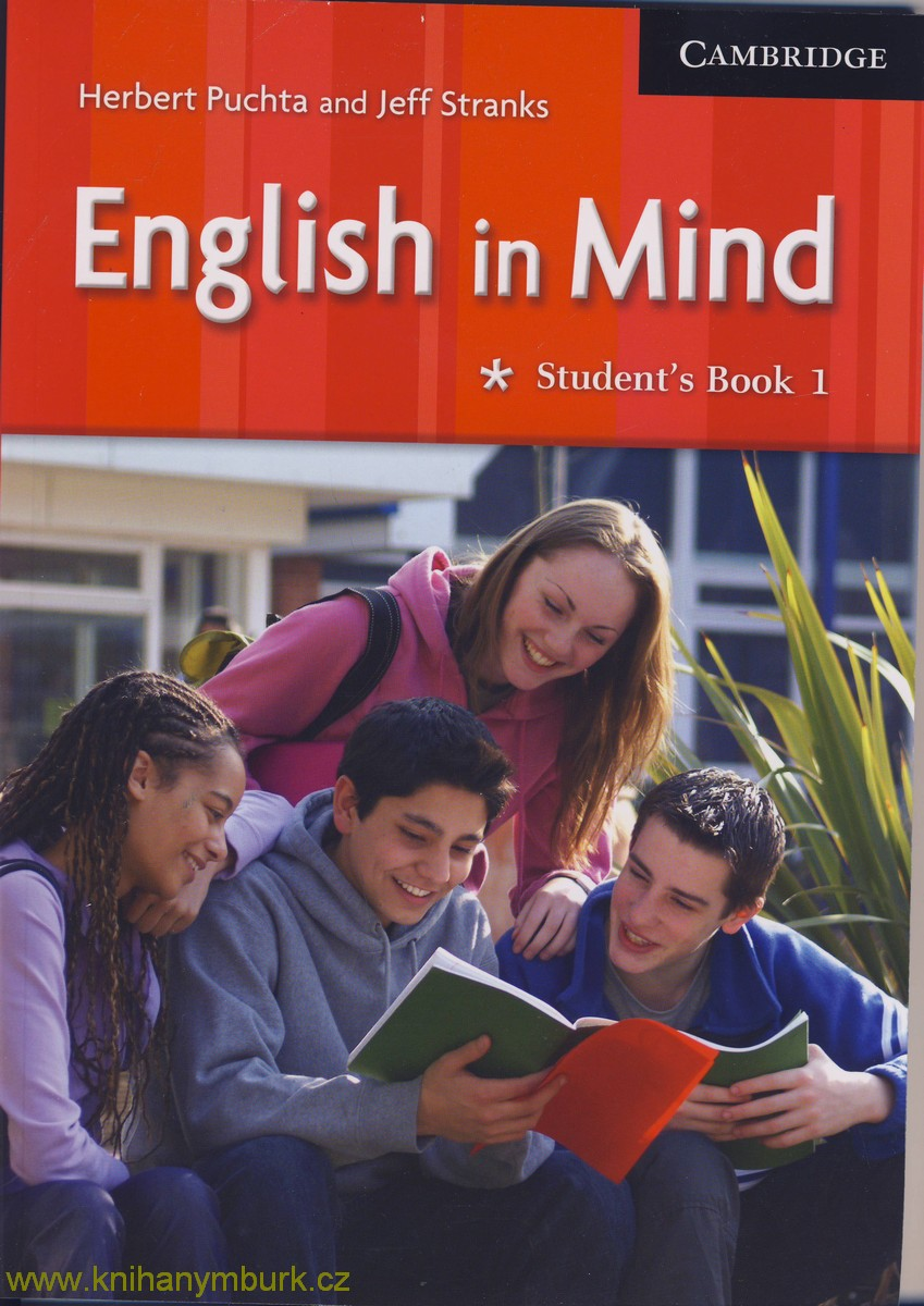 English in Mind SB1