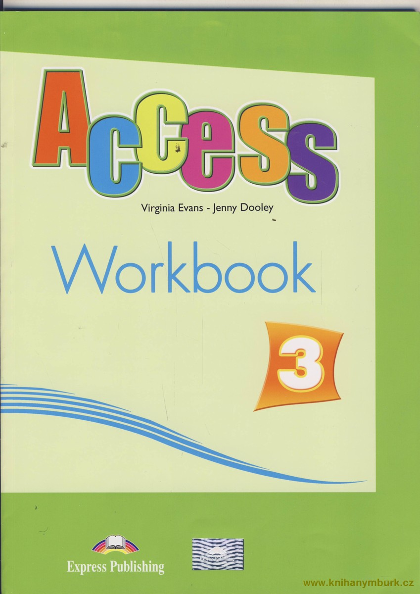 Access 3 workbook with Digibook App + interactive eBook /CZ/