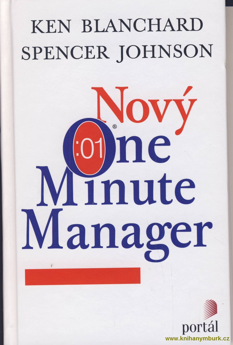 Nový One Minute Manager