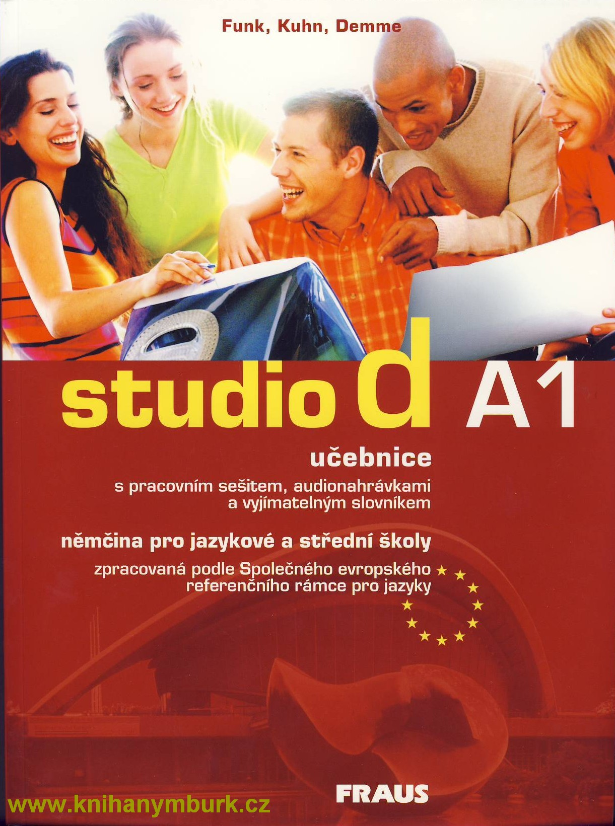 Studio d  A1 učebnice + CD