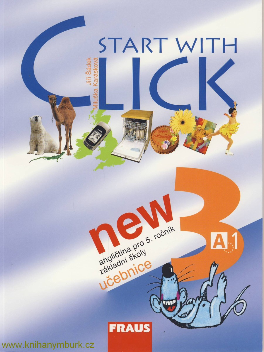 Start with Click New 3 UČ