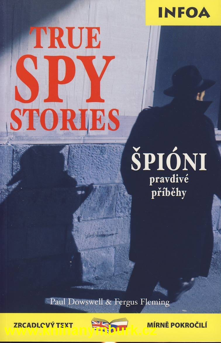True spy stories zrcadlová četba