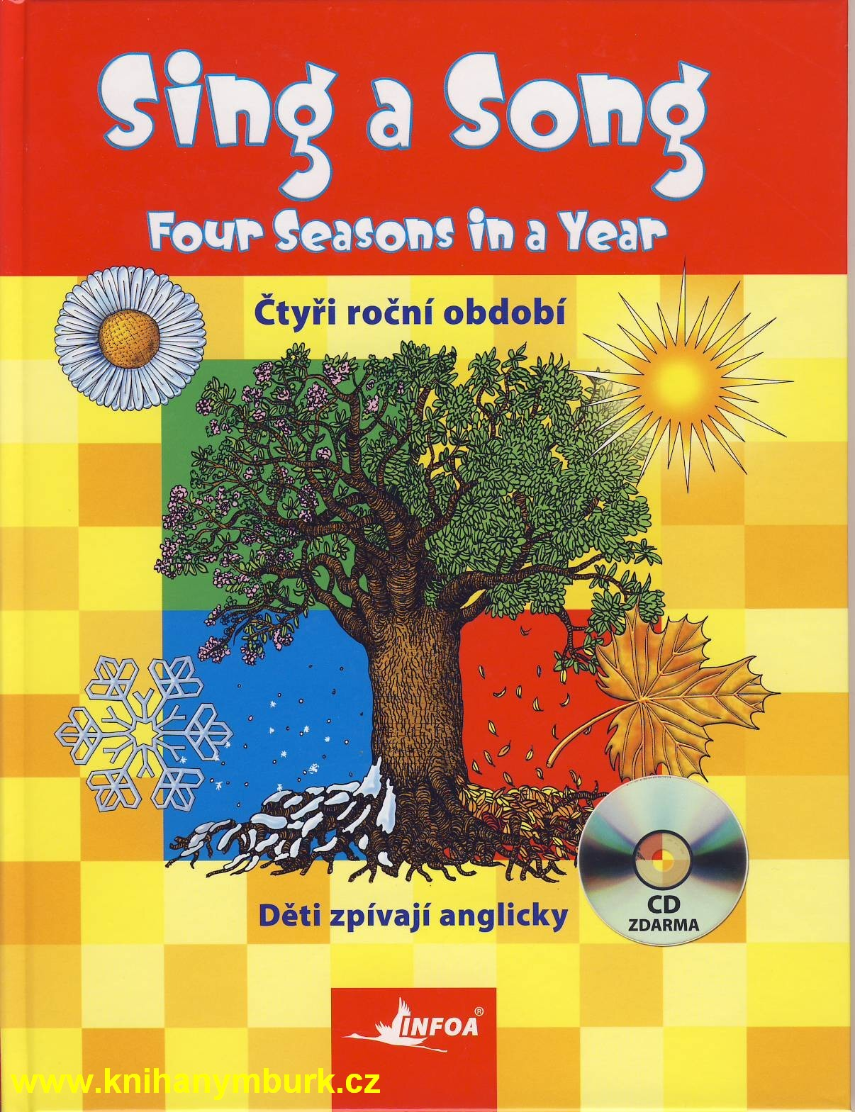 Sing a Song:  Four Seasons in a Year+Cd
