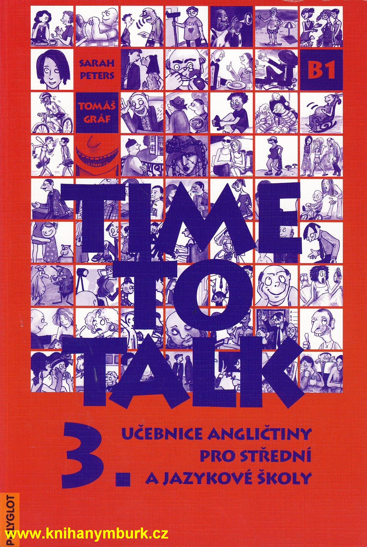 Time to talk 3 studentská